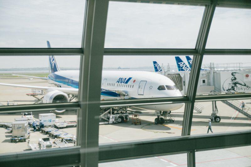 飛行機-海外旅行